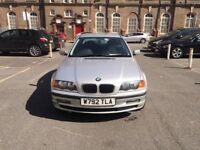 BMW 316I 1.9 SE, AUTOMATIC, 98K, 2 KEYS, LONG MOT, 1 OWNER, CHEAP