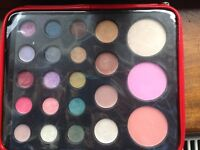 Brand new box of Ruby and millie eye shadow and blush collection