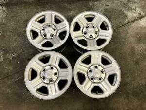 16 inch JEEP Stock Wheels 5x127 (JEEP WRANGLER) Calgary Alberta Preview