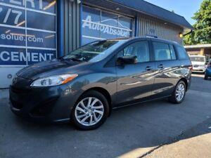 2012 Mazda Mazda5 GS + Mag + 64 000 KM