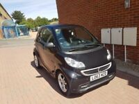 2013 plate,Smart Fortwo 1.0 MHD 21 Softouch 2dr,very low millage,new mot