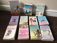 Sophie Kinsella Books x 11