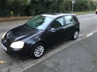 Volkswagen Golf automatic 2006