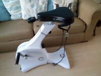 Cycle Tone Exercise Bike and Toning System - New/unused.