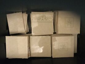 Free collection of 50 in tact used/removed tiles from our bathroom perfect for diy/craft project