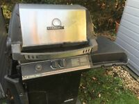 FREE Gas Barbecue with cover