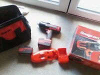 Snap on 18v impact wrench snap on tools moped offers
