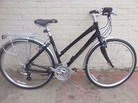 Giant Ladies classic hybrid bike