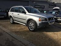 2004 VOLVO XC90 D5 SE AWD ...... 4X4 .... 7 seater ....... P/X WELCOME