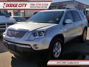 2012 GMC Acadia SLE2 | AWD | PST PAID - Backup Cam, Bluetooth