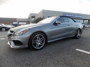 2014 Mercedes-Benz E-Class E350, Parktronic, Camera 360 degres,