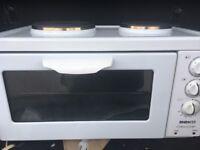 Beko Compact Cooker Oven