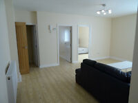 2 bed fully furnished flat , newly refurbished at £650.00 monthly