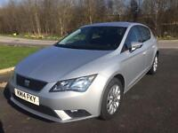 2014 Seat Leon 1.6 TDI SE 5 Door Hatchback 1 Owner 58000 Miles From New Superb Drive New Shape!!