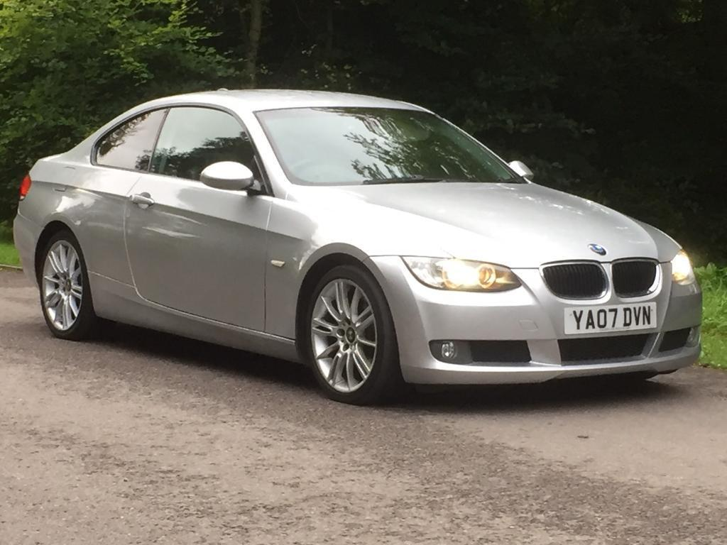 2007 BMW 330d Coupe with 315Bhp : May Px or Swap