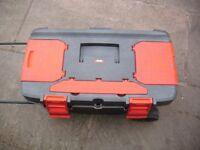 B&Q master mate toolbox/storage/bench/trolley