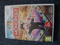 wii monopoly game