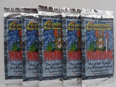 """Schmid """"Der Große Kampf der Kriegerscharen! - Champions - Warriors"""" 502002001"""