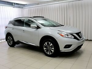 2017 Nissan Murano EXPERIENCE IT FOR YOURSELF!! SV AWD SUV w/ HE
