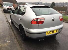 Seat Leon 1.8t 20v remapped & launch control