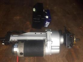 QUINGO vitesse mobility scooter transaxle motor gearbox and rhino 110 amp