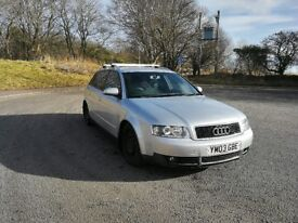Audi A4 1.9 tdi in good working condition