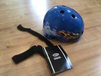 Bell kids helmet (skateboard/cycling) £10