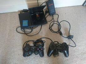 Sony PlayStation 2 Slim bundle