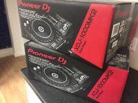 Pioneer DJ XDJ1000MKII *Brand New* XDJ1000 MKII XDJ1000MK2 XDJ1000 MK2