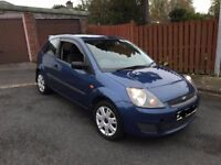 ford fiesta 1.2 2008 only 87,000 miles runs and drives lovely ,very well looked after BARGAIN!!!!!