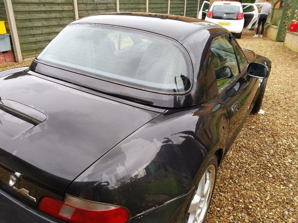 Bmw Z3 Hardtop Hard Top Roof And Fitting Kit Only In