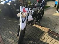Yamaha wr125 X