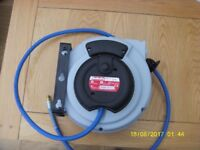 Redashe YRA200 Spring rewind hose reel light weight compressed air 9m Heavy Duty