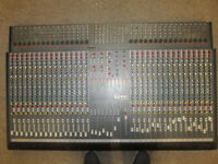 Soundcraft Ghost Mixing Desk