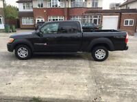 Toyota Tundra Left Hand Drive - Pick Up - Double