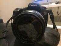 Canon 60D + 2 lenses
