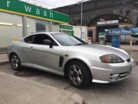 QUICK SALE. Fully loaded Hyundai Coupe sport 1.6 Low mileage(79,00)
