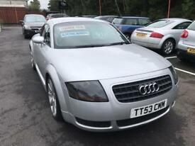 ***AUDI TT 1.8 TURBO 180BHP 2004 IMMACULATE***