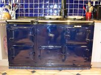 AGA 4 Oven Gas Model With Warming Plate