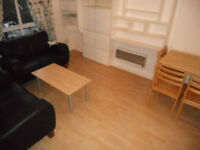 ONE DOUBLE BEDROOM FLAT, FULLY FURNISHED, NEXT TO TUFNELL PK TUBE AND BUS, ZONE 2, N19