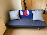 Sofa - Sofabed - Habitat £150