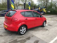 CHEAP 2007 SEAT ALTEA 1.9 TDI £1395 ONO