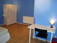 HUGE AIRY DOUBLE/TWIN ROOM OWN GARDEN HABITACION, 5 MNTS WALK MILE END TUBE, 15 MNTS TUBE OXFORD ST