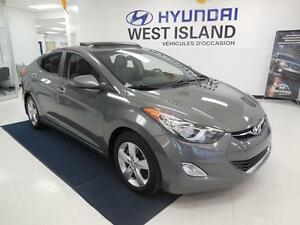2012 Hyundai Elantra GLS MAGS/TOIT OUVRANT 47$/semaine