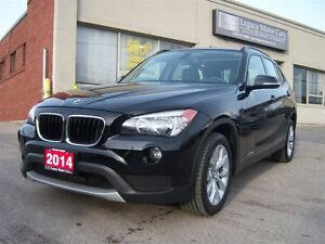 2014 BMW X1 Xdrive 28i Leather/Pano Roof