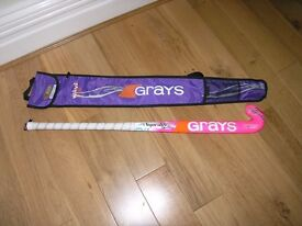 Hockey Stick. Grays Lightweight GX2000 MAXI With Case Weymouth