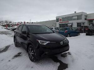2016 Toyota RAV4 LE AWD GR ELEC BLUETOOTH NO ACCIDENT RECORD