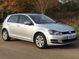 2013 VOLKSWAGEN - GOLF 1.6 TDI SE - AUTO DSG