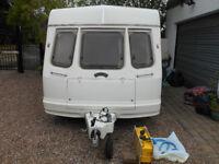 Vanroyce 2 Berth caravan in overall good condition.