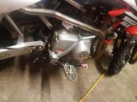 Crf50 with big bore